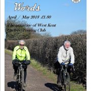 Winged words cycling magazine.